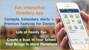 Fundraising School Directory App